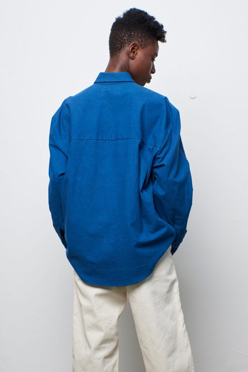 InsideOut ShweShwe Shirt