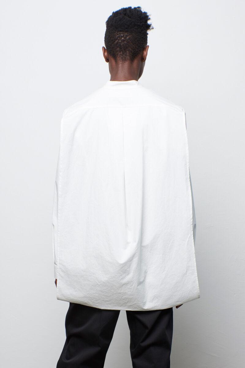 Folded Back Shirt