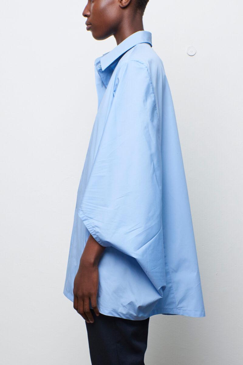 Envelop Sleeve Shirt