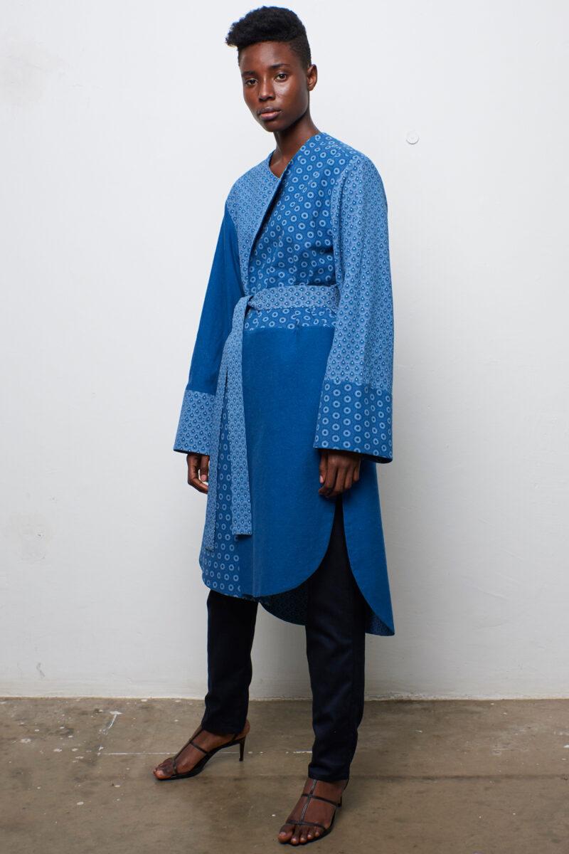 ShweShwe Shirt Coat