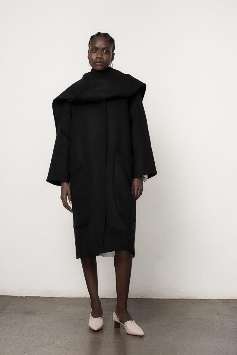 Scarf Coat
