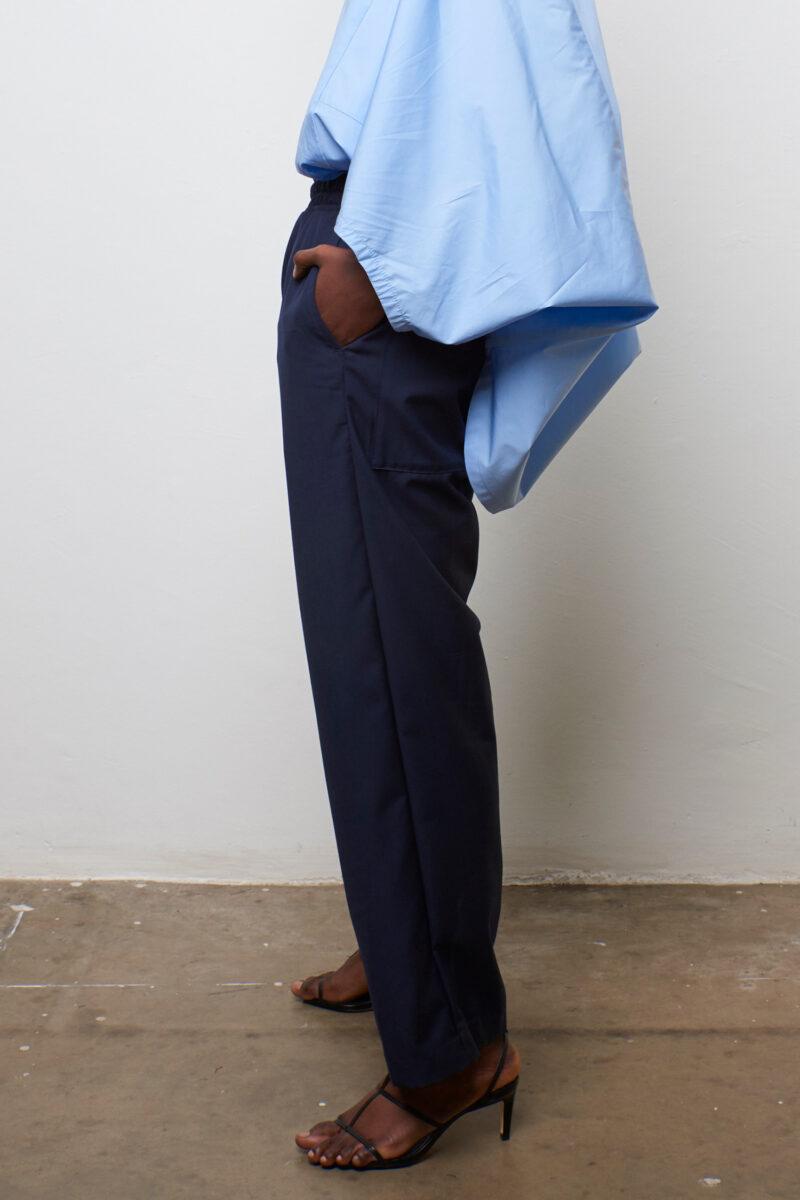 Elasticated Trouser