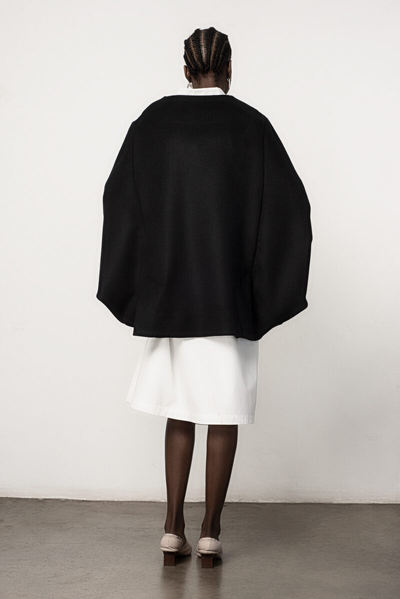 Envelope Sleeve Jacket