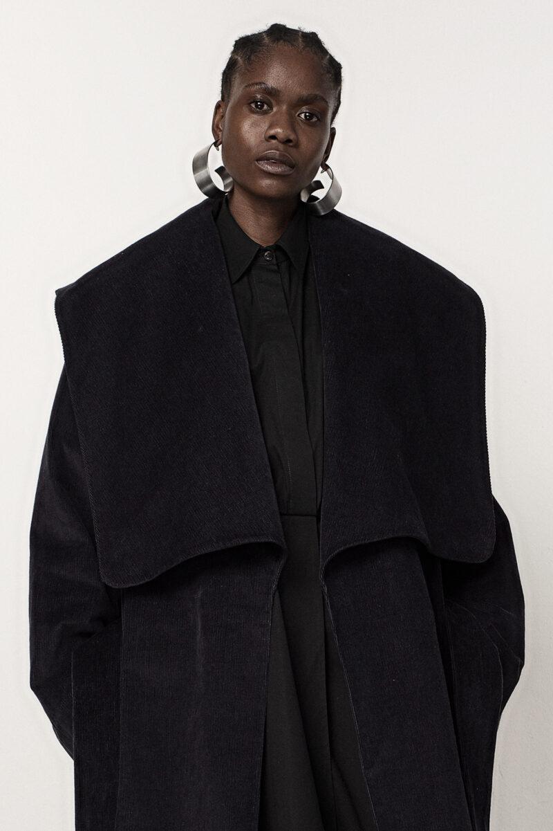 Big Lapel Coat