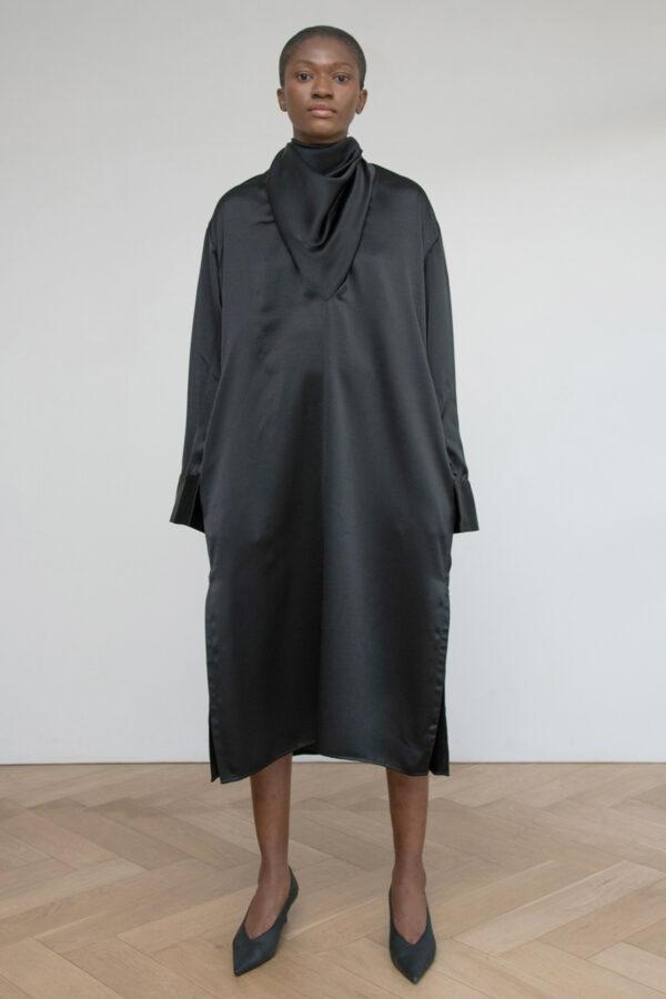 Neckerchief Dress