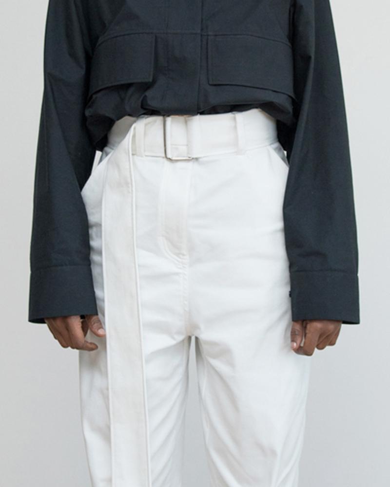 Belted Trouser - SKU516